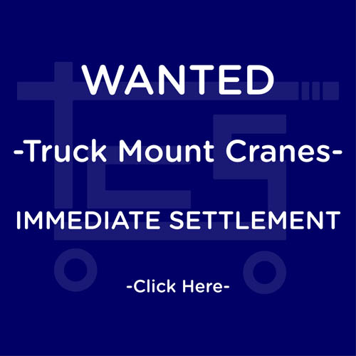 Wanted Truck Mount