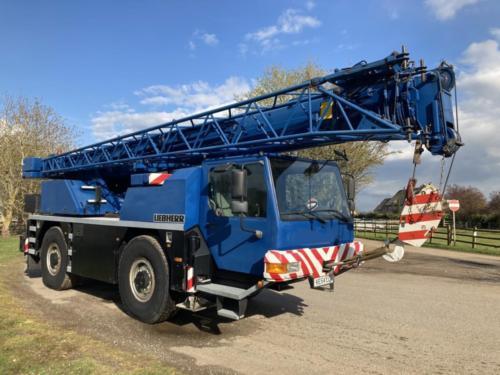 Liebherr LTM1030-2.1