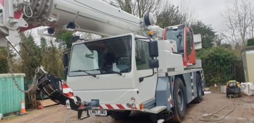 Liebherr LTM1040-2.1